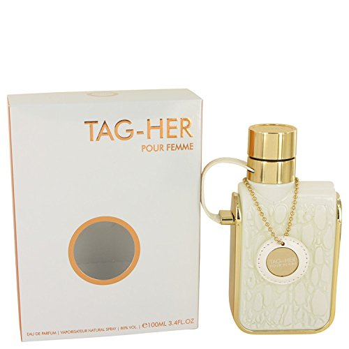 4. Armaf Tag Her Pour Femme EDP