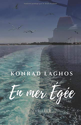 En mer Égée par Konrad Laghos