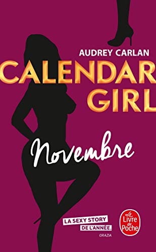 Novembre (Calendar Girl, Tome 11) par Audrey Carlan