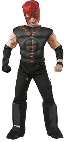 scle-Chest Kane Costume, Child Small by Rubies (Wwe Kane Kostüm)