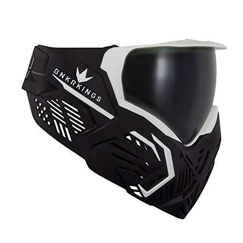 Bunkerkings CMD Paintball Brille/Masken, Black Storm, CMD -