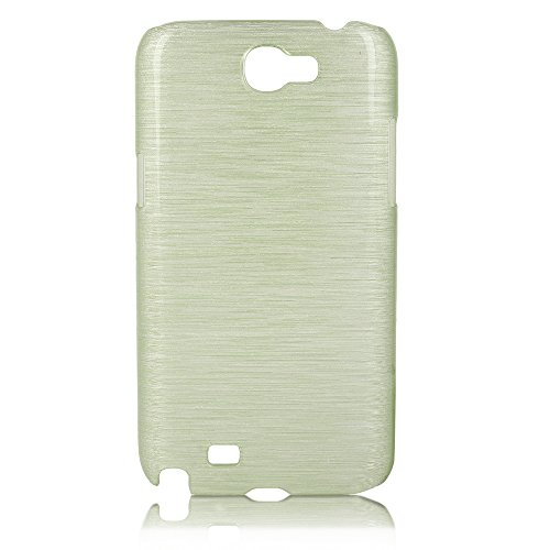 ImagineDesign Premium Marbello Finish Ultra Thin Hard Case Back Cover for Samsung Galaxy Note 2 N7100 (Sea Green)  available at amazon for Rs.129