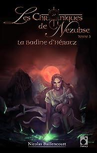 La Badine d'Hératz par Nicolas Baillencourt