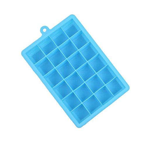 1PCS aloiness Eiswürfelbereiter, Eiswürfelform, Babynahrungsbehälter mit Eiswürfel