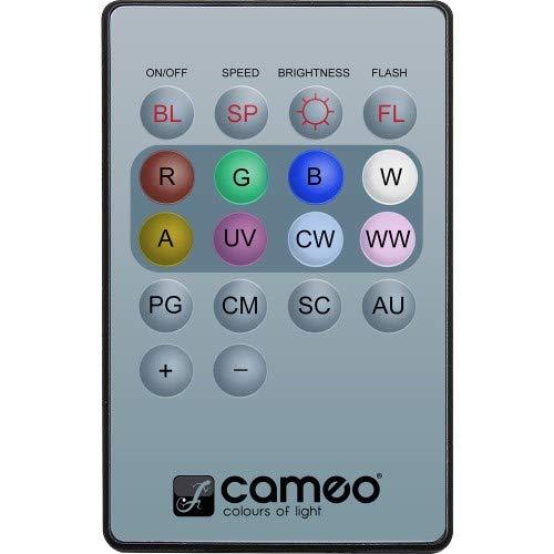 Cameo Q-SPOT REMOTE 2 - Infrarot Fernbedienung für Q-SPOTS (V2) Spot Remote