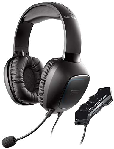 Creative Sound Blaster Tactic360 Sigma Gaming Headset für Xbox 360 (Zertifiziert und Generalüberholt) (Creative Sigma)