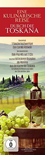 Eine kulinarische Reise durch die Toskana - Weinbox