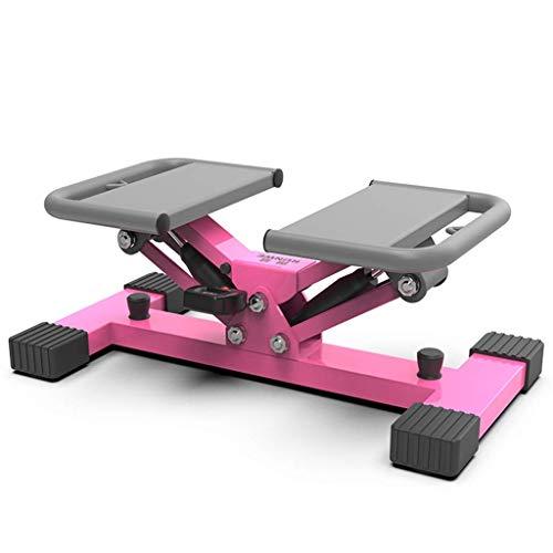 YFFSS Sunny Health and Fitness Verstellbare Mini-Stepper-Stepper-Stepper