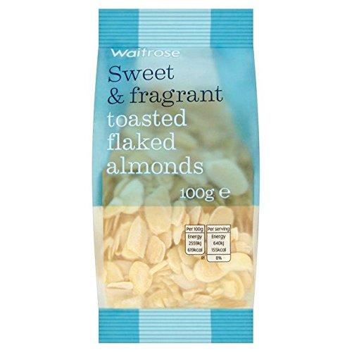Waitrose Toasted Flaked Almonds 100g