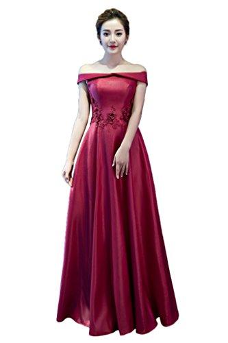 Missdressy - Robe - Femme Rouge