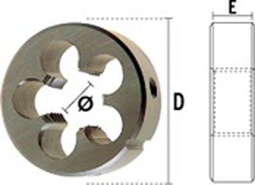 Hepyc-25020010820 filetage pour palier ØBSW1 % 2F8-40mm mm l 20 l 5 mm HSS (DIN EN22568)