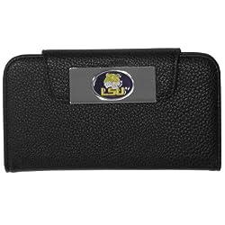 NCAA LSU Tigers Samsung Galaxy S4 Wallet Case