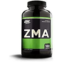 Optimum Nutrition ZMA, 180 Capsules