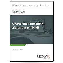 Online-Videokurs Grundsätze der Bilanzierung nach HGB von Harald Kessler