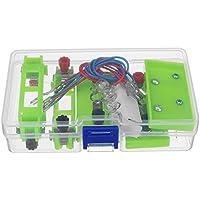 SGerste - Caja de batería pequeña para lámpara de techo (circuito físico)