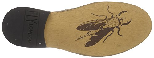 Fly London - Melo886fly, Scarpe stringate Uomo Beige (Beige (TAUPE 004))
