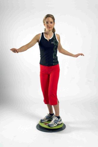 MFT Fitnessgerät Fit Disc inkl. Coordination Workout DVD und Trainingsanleitung -