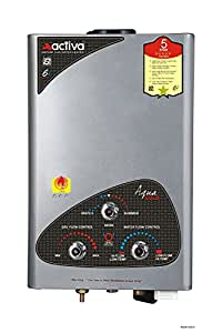 Activa LPG Water Heater Aqua Gold