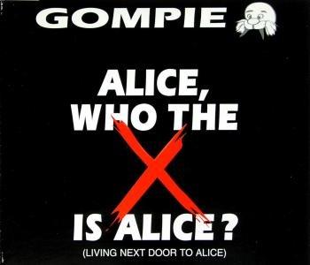 Ariola (Sony Music Austria) Alice,Who the X Is Alice