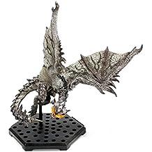 MONSTER HUNTER Figure Builder Anger Plus Ver. Kai Figura: Rathalos silver (12cm)