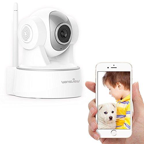 Wansview 1080P WiFi Wlan IP Sicherheits kamera - 4