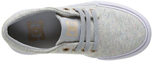 DC Shoes Trase Tx Se, Baskets Basses Fille Multicolore (Multi)