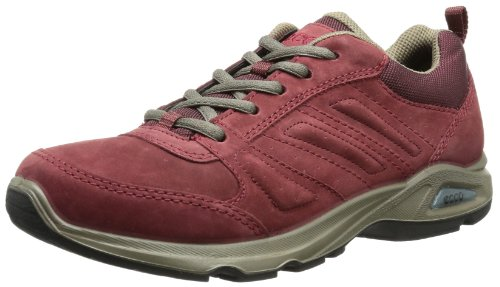Ecco Damen LIGHT III LADIES Outdoor Fitnessschuhe, Rot (PORT 2028), 37 EU (Ecco Iii)