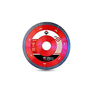 Rubi 30964 Disco Diamante gres porcelánico J-SLOT (CPX) 200 PRO, Gris, 200 x 25,4 x 1,6 mm