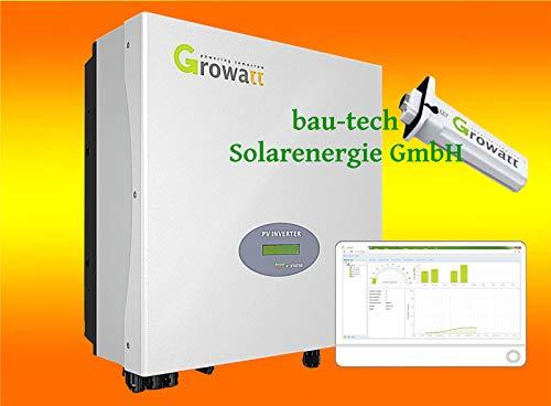 Growatt 1500S Netz Wechselrichter inklusive WiFi Modul, Plug & Play von bau-tech Solarenergie GmbH