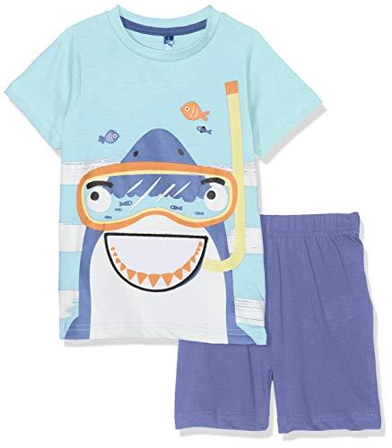 4853c75e98afa Lenny Sky Bg.Jaw.psh2, Pijama para Niños, Lagon/Gris, 6 años
