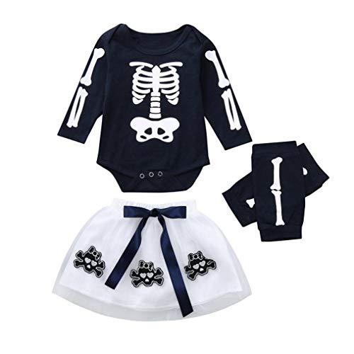 Byste_halloween tutine e body neonato,costume carnevale bambina,bambino pagliaccetto in cotone ragazze ragazzi pigiama neonato tutina fumetto outfits,12 mesi,navy