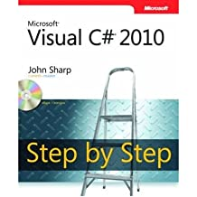 Microsoft Visual C# 2010 Step by Step Book/CD Package (Step by Step (Microsoft)) [Paperback]