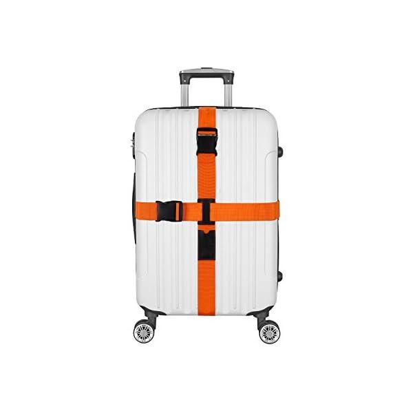 Galopar Heavy Duty Cross bagages Sangles Combinaison Valise r/églable Accessoires Voyage Valise Ceintures