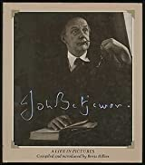 John Betjeman: A Life in Pictures by Bevis Hillier (1984-07-21)
