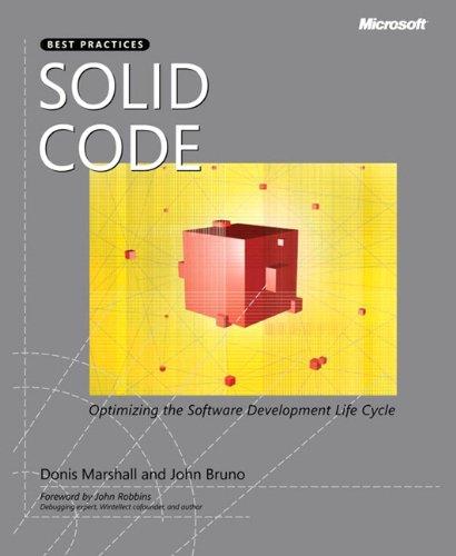 Solid Code (Developer Best Practices)