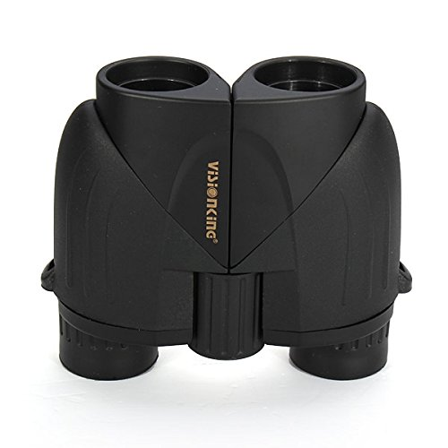 mark8shop Visionking 10x 25Fernglas Paul Pocket Shimmer Night Vision Teleskop