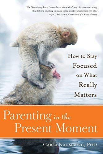 Parenting in the Present Moment: How to Stay Focused on What Really Matters by Carla Naumburg (2010-09-15)