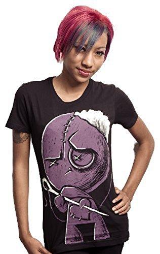 Akumu Ink - Rockabilly Damen T-Shirt Switch me up (schwarz) (S-L) (S)