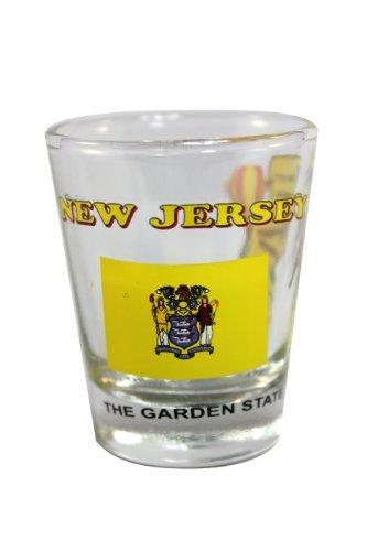 Souvenir Shot Glass - New Jersey by 646_SSG (Shot Glas Jersey)