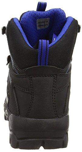 Kamik TRAILBLAZE, Boots mixte enfant Noir - Schwarz (BLACK /BAB)