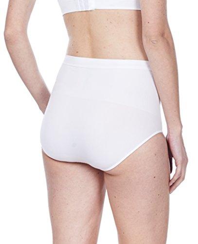 Noppies Sans couture Sous-vêtements en traitement sans soudure / Femmes Mode De Grossesse/ Sous-vêtements Brèves culotte maternité Blanc