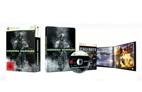 Call of Duty: Modern Warfare 2 - Hardened Collectors Edition (Deutsch) (Cod Modern Warfare 2 Xbox 360)