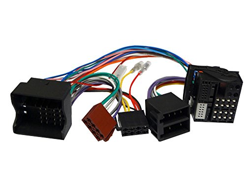 AERZETIX: Cable adaptador de radio PARROT KML Kit Manos libres para coche