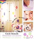 Delta Polka Dot Circle Wall Stencils for...