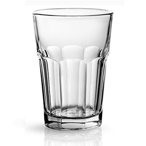 Sixby Caipirinha - Longdrink Gläser (Marocco 42cl, 12 Stück)