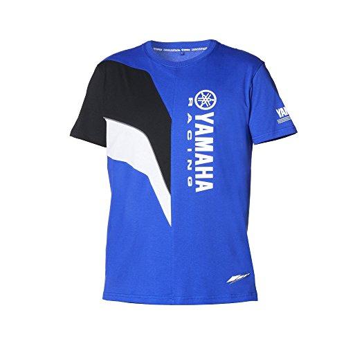 yamaha-t-shirt-paddock-2016-colore-nero-blu-bianco-blu-medium