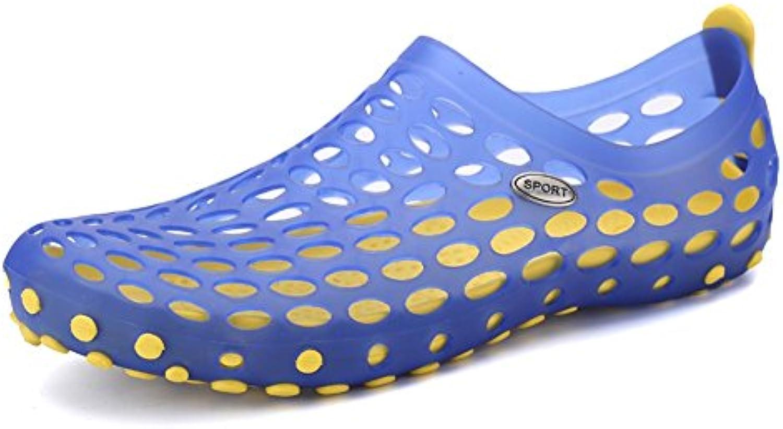 HUAN Wasser Schuhe Herren Damen Quick Dry Sport Aqua Schuhe Unisex Schwimmen Schuhe mit Löchern fuumlr Schwimmen