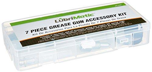 Lubrimatic 05–060 Pistolet à Graisse 7 pièces Kit d'accessoires