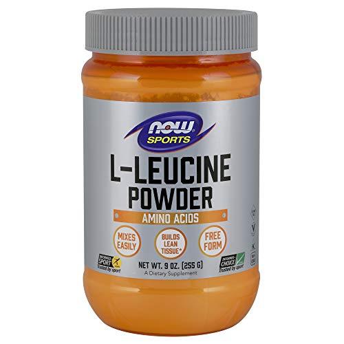 NOW Foods L-Leucin Pulver 9 oz