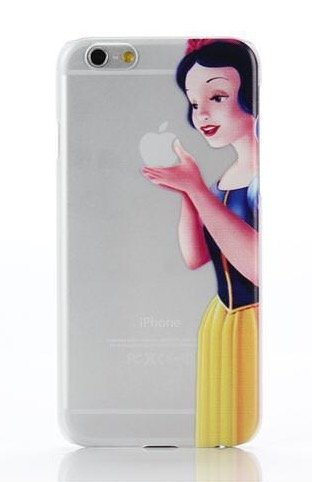 Phone Kandy® Clear/Transparent klar/durchsichtig hard case for iPod Cartoon Hülle Abdeckung Haut tascen (Typ-2-, iPod Touch 5)